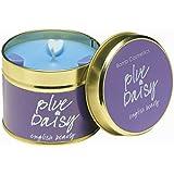 Bomb Cosmetics Tin Candle, Blue, 7 x 7 x 7 cm