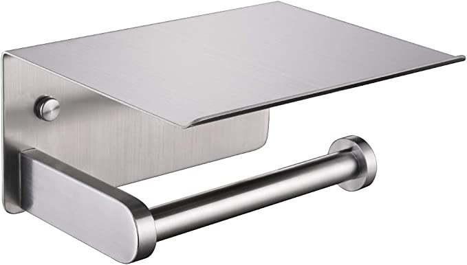 Quality Smooth Modern Bathroom Accessory 304 Brush Stainless Steel Free Postage
