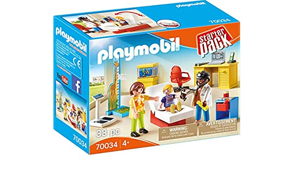 Amazon.com: PM Playmobil 70034 Starter Pack StarterPack at ...