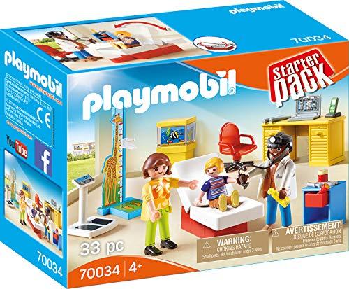PLAYMOBIL PLAYMOBIL-70034 Starterpack Consulta pediatra, Multicolor (70034) 2