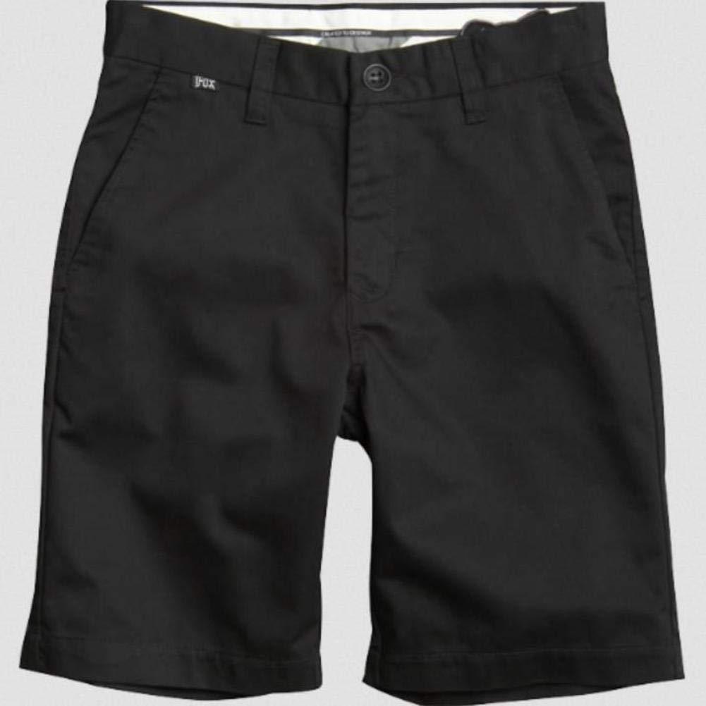 Fox Racing Youth Essex Shorts 28//Black