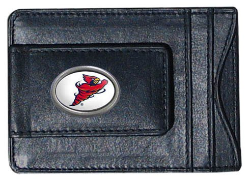 NCAA Iowa State Cyclones Cash and Card Holder, White Logo