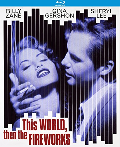 Blu-ray : This World, Then the Fireworks (Blu-ray)