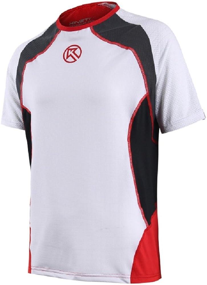 Kinetik Compression Gear KINETIK ISONIK Mens Running Jersey,Mens Trail Running Shirt