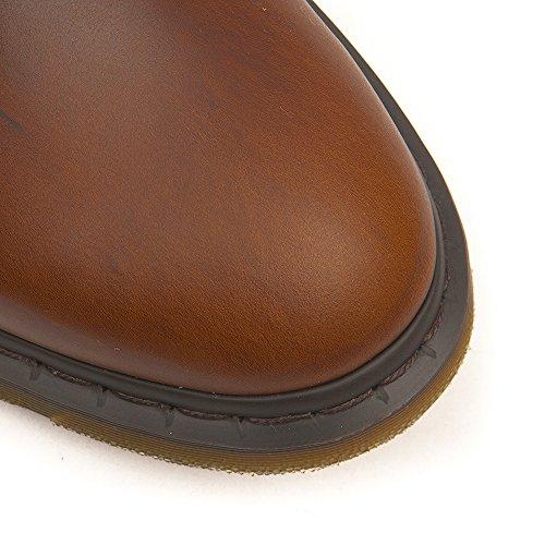 Pascal Lace Boots Unisex Smokethorn Adult Marron Brando Marten's Up Dr fBq5AA