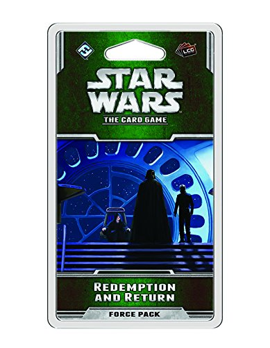 Star Wars LCG: Redemption and Return Card Game