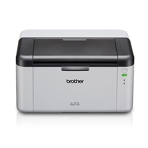 Brother HL 1211W Compact Monochrome Laser Printer with Wireless Capability Laser Printers