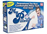 My Pillow , Snoring Can Be Much Improved As The Patented Fill Adjusts To Any Sleep Position