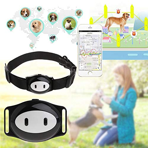 GPS Trackers - Pet Locator Intelligence Gps Location Waterproof Tracker Collar Geo Fence Longtime Standby Dog Cat - Satelitar Keys Wallets Vehicles Items Motorcycles Pets Cars Busters Trackers D by Sponboz