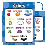 Best Read With Colors Charts - Colors Poster Chart - LAMINATED - Double Sided Review