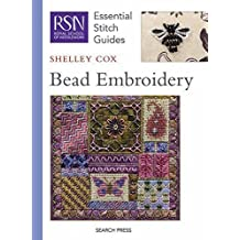 Search Press Search Press Books, Bead Embroidery Stitch Guide