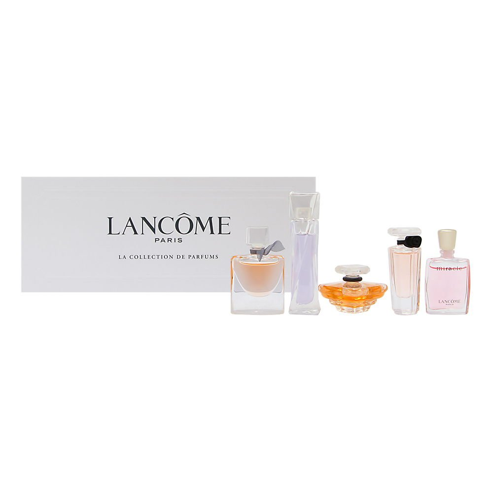 Lancome La Collections De Parfums 5-Piece Mini Variety Set for Women