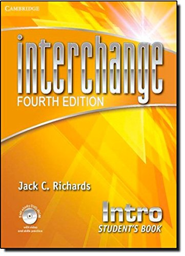 Interchange:Intro.Student's Book W/Dvd