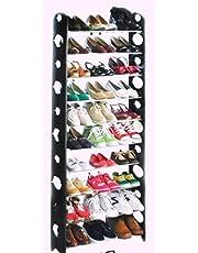 Ilios Innova Zapatera Organizador De Zapatos 10 Niveles para 30 Pares