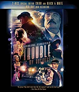 Trouble Is My Business [Blu-ray]