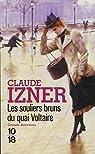 Les souliers bruns du quai Voltaire par Izner