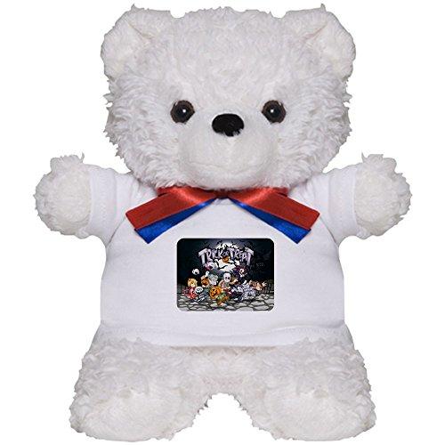 Teddy Bear White Halloween Trick Treat Costumes ()
