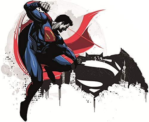 Captain Action Batman or Bat Girl Super Queen Replacement Chest Decal Ideal