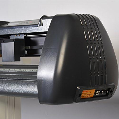 Vinilo Cortador Letrero Corte Plotter 375mm Dispositivo Gran Formato: Amazon.es: Electrónica