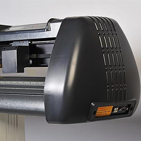 1350MM VINYL Cutting Plotter 54 Sign Cutter Digital Printing Sticker T-SHIRT USB Port: Amazon.es: Industria, empresas y ciencia