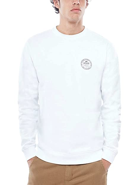 SUDADERA VANS ESTABLISHED 66 BLANCO HOMB XL Blanco
