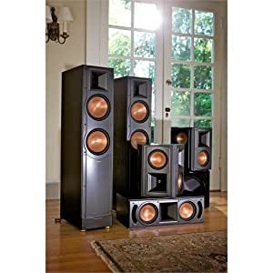 Amazon Com Klipsch Speakers Rf 82ii Home Theater System 5