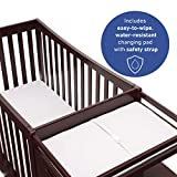 Graco Remi 4-in-1 Convertible Crib with Drawer and