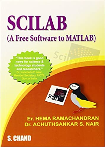 Scilab (a Free Software to Matlab): 9788121939706: Amazon com: Books
