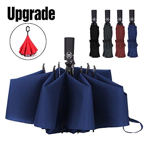 Umbrella Windproof Compact Folding LANBRELLA