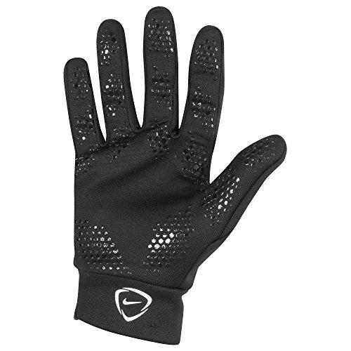 Nike Youth Hyperwarm Field Player Glove [Black] (S) -