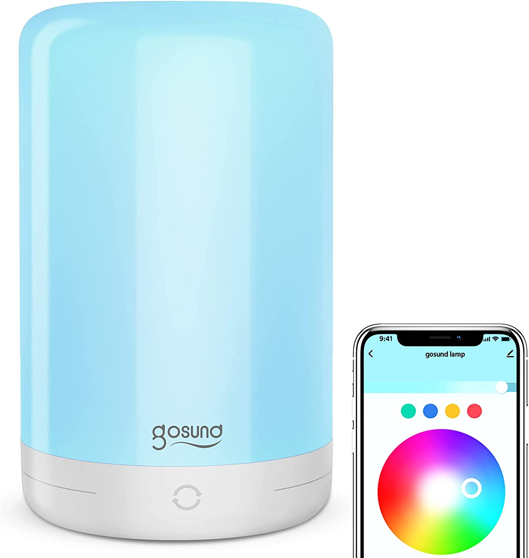 Gosund Smart Nachttischlampe