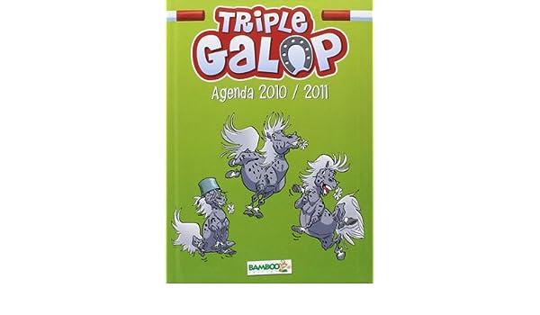 Agenda triple galop: Amazon.es: Collectif: Libros en idiomas ...