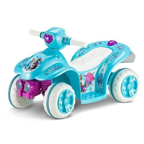 Disney Riding Toy / Ride-On Toddler Girl's Frozen Quad KT116