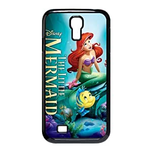 Customize Beautiful Cartoon The Little Mermaid Back Cover Case for Samsung Galaxy S4 i9500 JNS4-1727