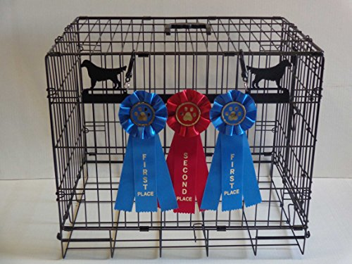 Showoff Award Rack - Dogs (Crate Mount, Golden Retriever)