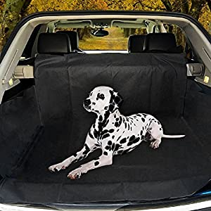 Boot Liner For FORD FIESTA MK7 Mesh Travel Dog Guard Barrier 11+