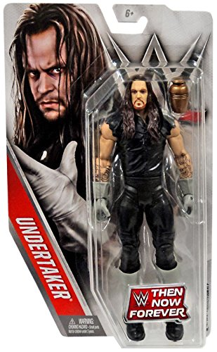 WWE, Basic Series, 2016 Then Now Forever, Undertaker Action Figure