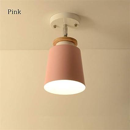 Amazon.com: NesHenost Modern Colour Led Ceiling Lamps Nodic ...