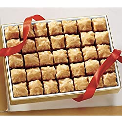 14-oz. Net Wt. Miniature Baklava Desserts (approx. 20 pieces) from The Swiss Colony