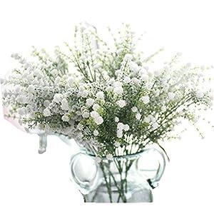 Lanhui_Artificial Gypsophila Flower Fake Silk Wedding Party Bouquet Home Decor 40
