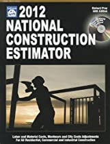 National Construction Estimator [With CDROM] (National Construction Estimator (W/CD))