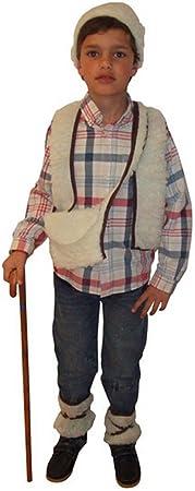 Atosa - Disfraz de pastor, t-3: Amazon.es: Juguetes y juegos