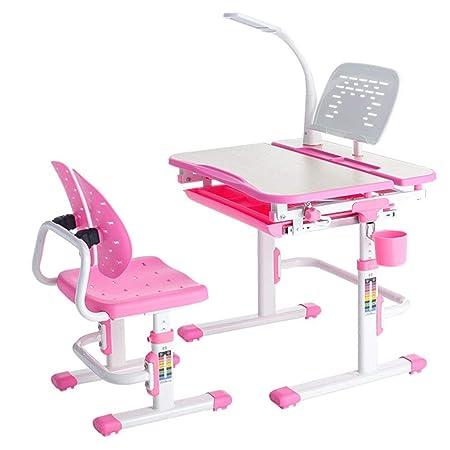 Juegos de mesas y sillas Mesa para Niños Mesa De Estudio ...