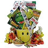 GreatArrivals Gift Baskets Get Well Smiles: Kid's Get Well Gift Basket, Ages 3 to 5, 0.9 Kg