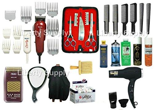 LIBERTY SUPPLY Professional Barbershop Hairsalon Barber /...