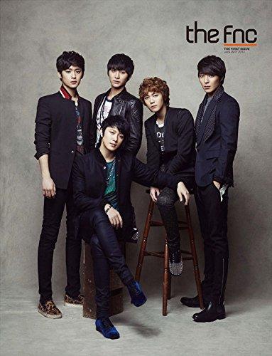 The FNC Magazine - 2013 No. 1 (Limited Edition) [FTisland Cover] Magazine + (Fnc Magazine)