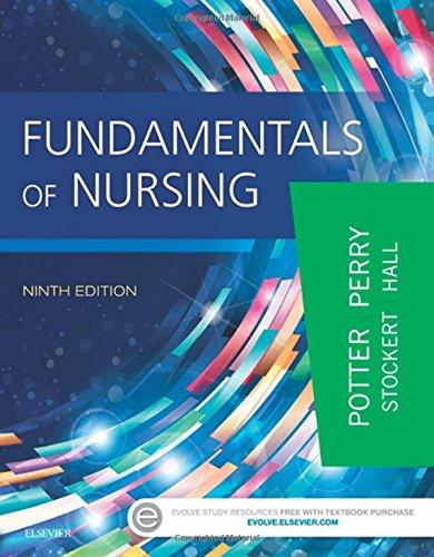 Fundamentals of Nursing, 9e cover