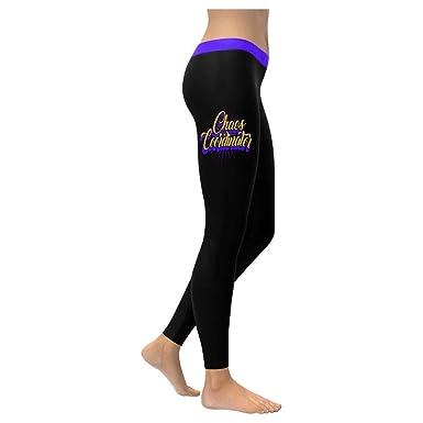 31def72070127 Chaos Coordinator Funny Teacher Appreciation Week Day Gift Ideas Womens  Leggings Black