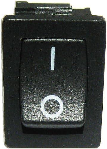 World Trading Net 5 Mini Wippenschalter 1 Polig Ein Elektronik
