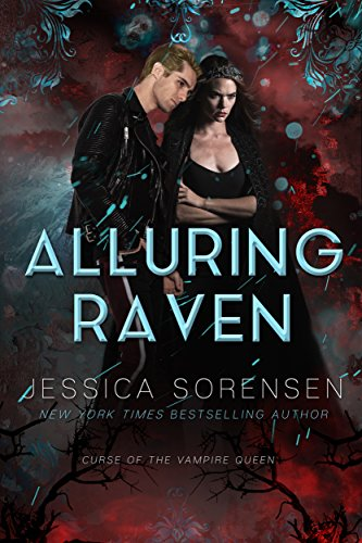 Alluring Raven (Curse of the Vampire Queen Book 3) cover